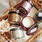 Voluspa  香氛蜡烛 星空小浮雕杯香薰蜡烛安神