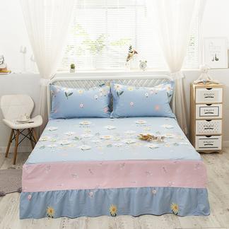 VIPLIFE全棉床裙 纯 棉单件床裙床套【床裙系列】