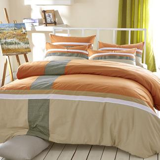 VIPLIFE高 端精梳全棉床单款四件套 时尚条纹纯 棉床单被套【时尚休闲系列】