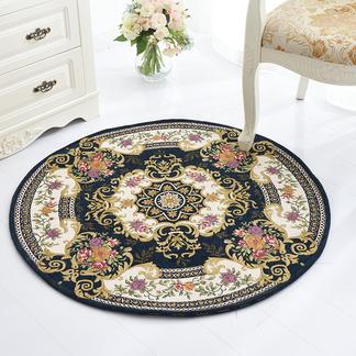 【多色可选】VIPLIFE新款地垫地毯 多尼尔地垫休闲垫圆形-欧式系列