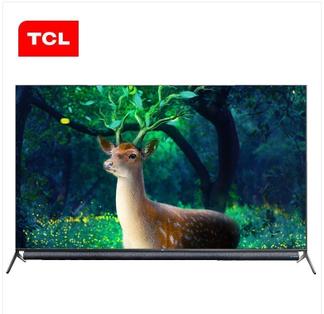 TCL电视P9系列   无边框全面屏 安桥音响 高色域 人工智能2.0 电视机