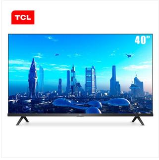 TCL 40F9F 40英寸 全高清 全面屏 智能电视