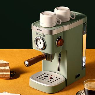 KONKA康佳 意式半自动胶囊咖啡机 橄榄绿KCF-CS1