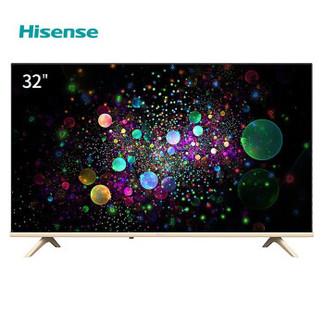 海信(hisense) 32A37F系列电视 32英寸液晶智能高清超薄客厅平板电视