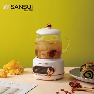 日本山水(SANSUI)养生壶煮茶器 KT-890