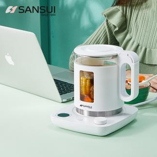 日本山水(SANSUI)养生壶煮茶器 KT-870
