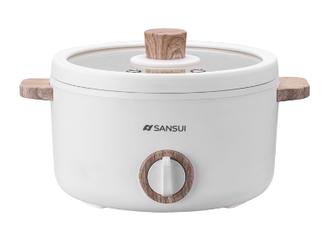日本山水(SANSUI)电煮锅电火锅 多功能养生锅 SD-63B
