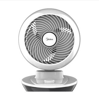 美的(Midea)空气对流循环扇FGA20XA 家用电风扇台式风扇 宿舍学生风扇家用静音摇头涡轮扇