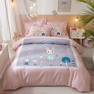 VIPLIFE床品用品 四件套 被套 大版卡通全棉床单床品套件【大版系列】