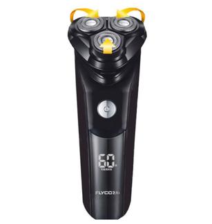 飞科(FLYCO)FS312 电动剃须刀 充电式三头浮动刮胡刀 全身水洗
