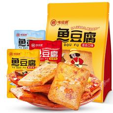 味滋源Q弹豆干256g网红休闲零食品小吃小包装散装(烧烤味/香辣味/蟹黄味随机发货,如需指定请备注)