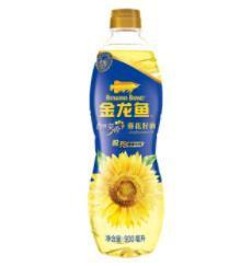 金龙鱼自然葵香葵花籽油900ml