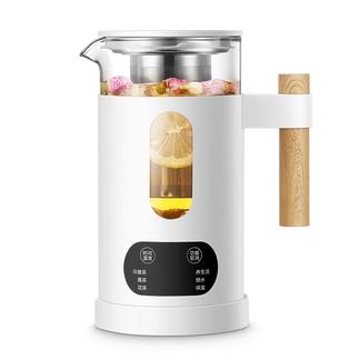 韩国现代(HYUNDAI)养生壶煮茶器 玻璃加厚  智能控温 自动保温 QC-ZC0602