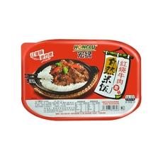 宏绿红烧牛肉饭420g*1盒【限中建三局工程总承包公司采购,其他订单不发货】