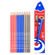 马可三角铅笔9002-2B*12支/盒【限中建三局工程总承包公司采购,其他订单不发货】