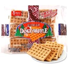 丹夫华夫饼提拉米苏味面包168g*1袋【限中建三局工程总承包公司采购,其他订单不发货】