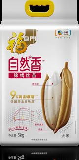 福临门自然香锦绣丝苗5kg