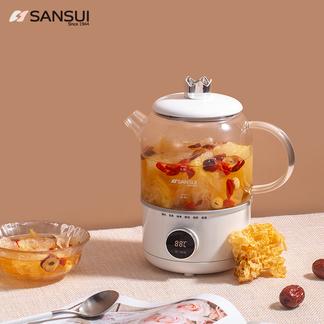 日本山水(SANSUI)多功能养生壶KT-900 白色